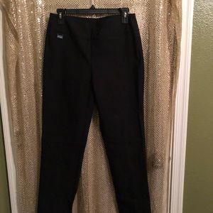 Rafaella black trousers pants